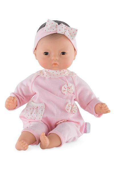 Calin Yang Is The Popular Asian Baby Doll From Corolle Baby Dolls Baby Doll Toys Asian Babies