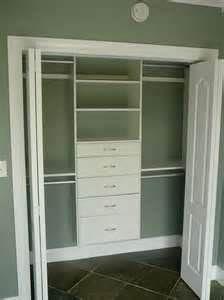 Great Closet Organization ~ I Like It..and I Prefer The Bi Fold Doors To The  Sliding Ones ~ UGH | Operation Organization | Pinterest | Bi Fold Doors,  Closet ...