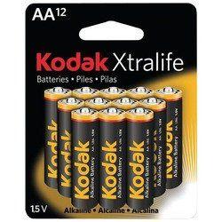 Kodak Xtralife Xlaa12 Alkaline Batteries Aa 12 Pk By Kodak 9 62 Kodak Xlaa12 Xtralife Alkaline Batteries Aa 12 Pk Alkaline Battery Personal Care Kodak