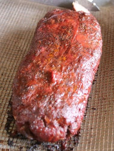 Smoked Meatloaf Is An Amazing Recipe On Your Electric Pellet Grill This Traeger Meatloaf Is Full Of Fla Smoked Meatloaf Meatloaf Pit Boss Pellet Grill Recipes