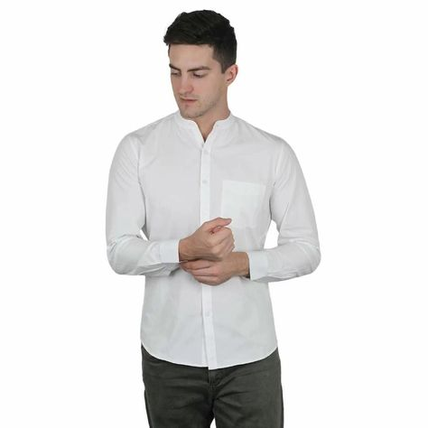 stylish white shirt for men. Shop from a wide range of Shirt from Eprise Trends. Perfect for your everyday use, you could pair it with a stylish pair of Jeans or Trousers complete the look.stylish white shirt for men. #eprisetrends #fashion #fashoinable #fashionblogger #fashionman #Men #shirt #whiteshirt #shirt #stylish #style