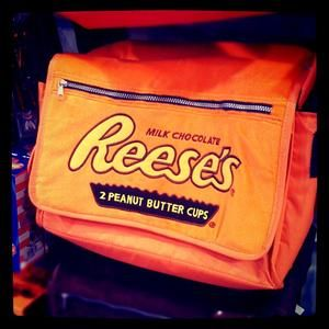 bff8e4ef6eb Reeses Peanut Butter Cups Baseball Cap Merchandise Hat One Size Adjustable  NWOT
