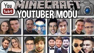 Minecraft Youtuber Modu Bugraak Enes Batur Minecraft Minecraft Mods Youtube