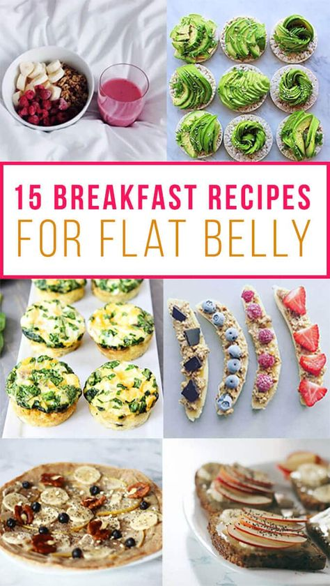 Breakfast And Brunch, Clean Eating Breakfast, Fast Breakfast Ideas, Low Calorie Breakfast, Healthy Meal Prep, Healthy Snacks, Healthy Eating, Healthy Breakfasts, Healty Lunches