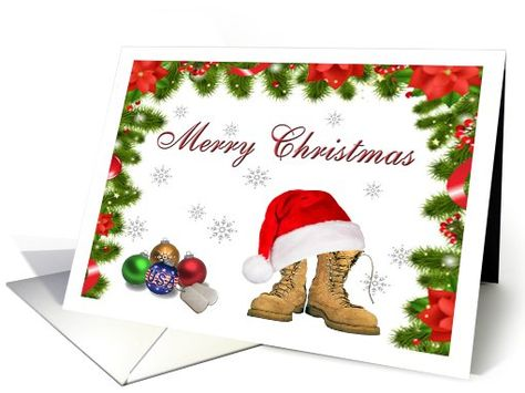 Christmas card is an indispensable item at Christmas