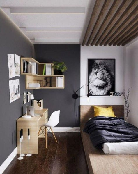 Luxe Chambre Suite Placarddeluxe Deco Petite Chambre Deco