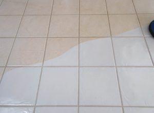How To Clean Dirty Tile Floors Pickthevacuum Pinterest Tile - Cleaning very dirty tile floors