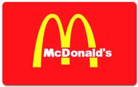 FREE $5 McDonald's Gift Card for MyCoke Rewards Members on http ...
