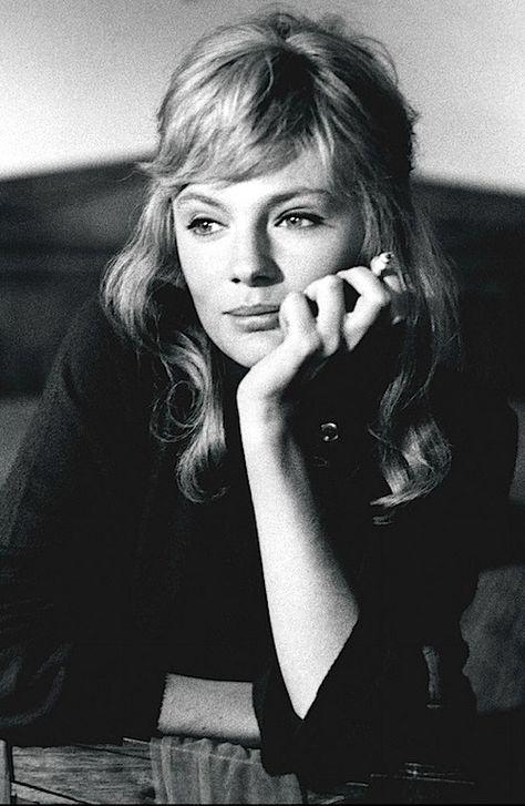 Jacqueline Bisset, c1960 by Tazio Secchiaroli