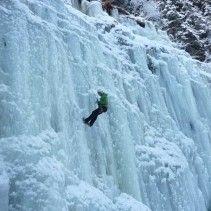 Eisklettern – Ice Age im Reintal