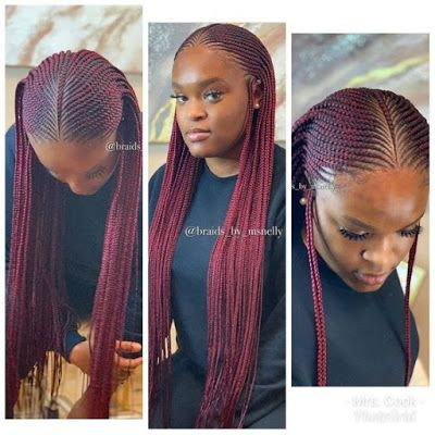 Braided Hairstyles 2020 Most Trendy Braids Compilation For Ladies Plaits Hairstyles African Braids Hairstyles Beautiful Braids