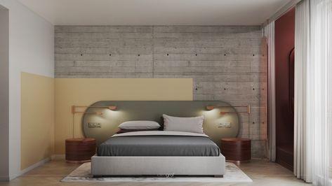 Wolski Hotel Room, Krakow, Poland on Behance