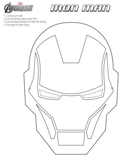 More The Avengers Fun Midnight Screenings Walmart Iron Man Mask Iron Man Birthday Iron Man