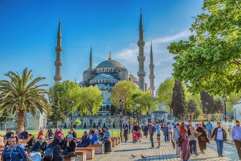 Turkish Tourism Buoyed by Ancient History and Modern