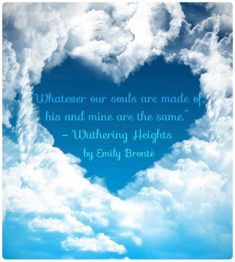 Wuthering Heights by Emily Brontë | 21 Beautiful And Unique Wedding Readings From Books
