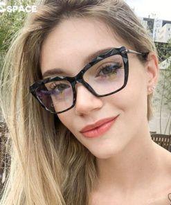 Armacao Feminina Para Oculos De Grau Estilo Borboleta Lancamento