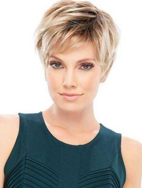 Pin By Gabi On Kurzhaarschnitt Fur Feines Haar Thin Flat Hair Hairstyles For Thin Hair Thin Hair Haircuts