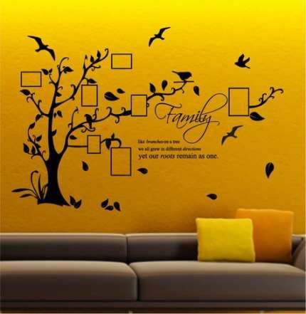 Kitchen Wall Stickers Family Trees 21 Ideas Kitchen Wall Sticker Wall Art Wall Stickers Family Wall Stickers Bedroom
