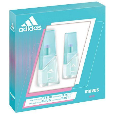 amazing price cute a few days away Adidas Moves Her Fragrance Gift Set, 2 piece | Products ...