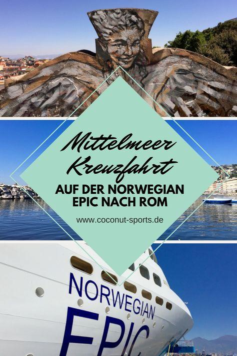 Norwegian Epic Erfahrungsbericht: Mittelmeer Kreuzfahrt
