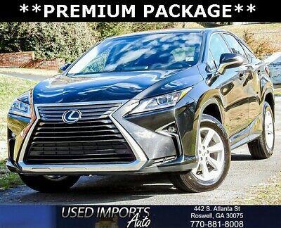 Ebay Advertisement 2016 Lexus Rx 350 2016 Lexus Rx With 47619 Miles Available Now In 2020 Lexus Rx 350 Lexus Lexus Interior