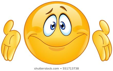 Puzzled Emoticon With Shrugs Shoulders Expressing Luck Of Knowledge Don T Know Gesture Emoticon Lustige Emoticons Clipart
