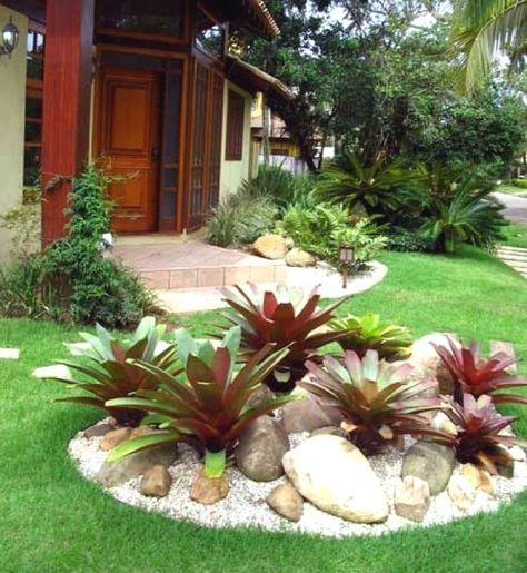 30 Creative Decorative Landscape Curbing Ideas Deco Houses Giardino Giardino Di Fiori Giardinaggio