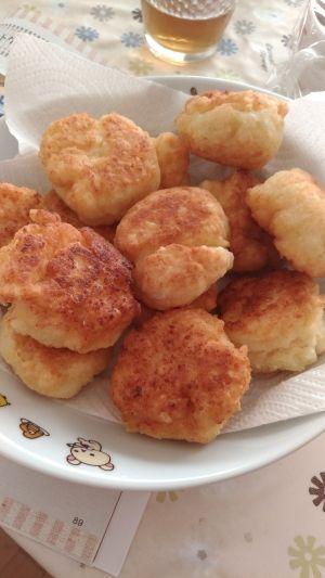 豆腐 ドーナツ ホット ケーキ ミックス