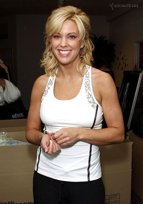 Kate Gosselin---I don't care what other people say!  She's great!!!