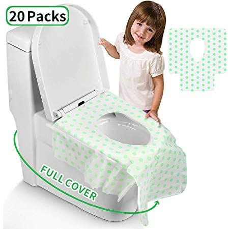 Amazon Com Toilet Seat Covers Disposable Famard Extra Large