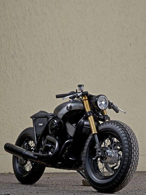 Beautiful custom motorcycle articles