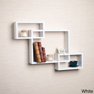 Overstock Com Online Shopping Bedding Furniture Electronics Jewelry Clothing More Laminate Wall Wall Mounted Shelves Wall Shelves