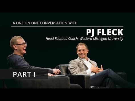 PJ Fleck: Part I - YouTube