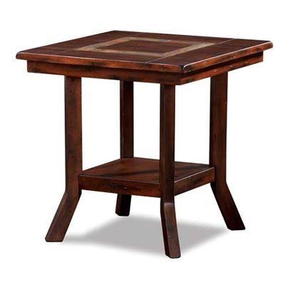 Show Details For Santa Fe Ii End Table, American Furniture Santa Fe