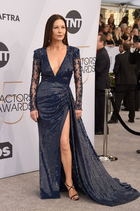 Catherine zeta jones 2019