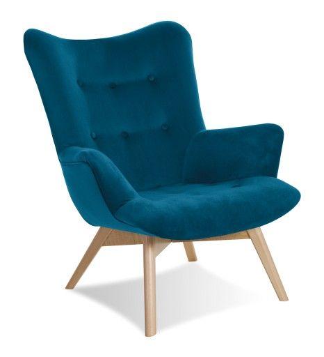 Fotel Uszak Angel Turkus Rozne Kolory Nowosc 7081101167 Oficjalne Archiwum Allegro Armchair Furniture Contemporary Modern Furniture