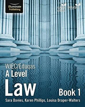 Free Download Wjec Eduqas Law For A Level Book 1