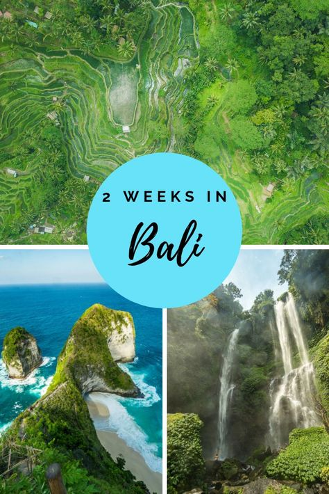 Whether you're going for 2 weeks or 10 days, Bali has so many amazing things to do. It can be overwhelming to figure out the destinations to visit in this paradise. Here we have selected the best of Bali, from bucket list adventures to temples to visiting islands with the best beaches. This Bali itinerary has it all! Read more to find out our best travel tips, hotels and let our ideas inspire you for a trip of a lifetime! #bali #itinerary #baliitinerary