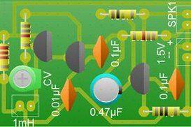 Make A 1 5v Am Radio Electronic Engineering Electronics