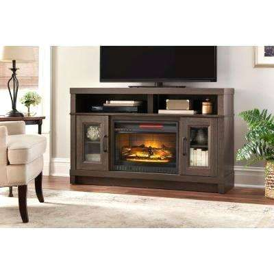 Attractive Tv Fireplace Stand Pictures Unique Tv Fireplace Stand