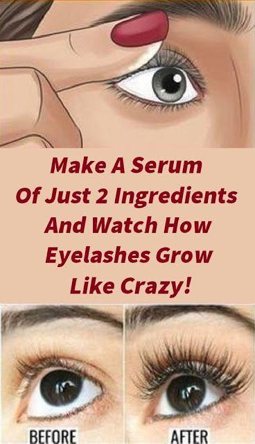 keto diet lengthened eyelashes