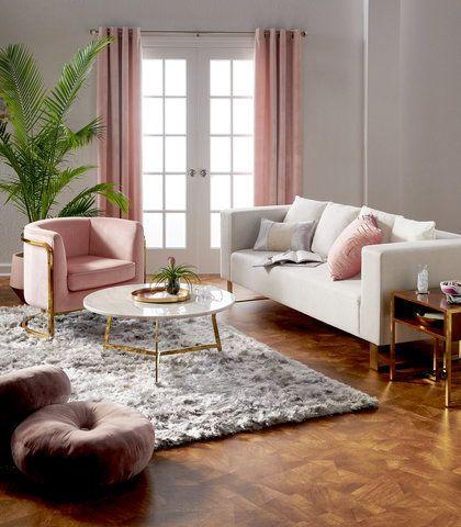 Walmart Just Blew Us Away With Chic New Furniture Line Modrn Cheap Home Decor Online Apartment Decor Cheap Farmhouse Decor