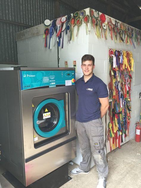404 Commercial Washing Machine Laundry Equipment Washing Machine