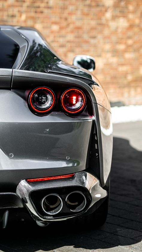 812 Superfast! #Ferrari #812 #Superfast #Supercars #cars #RomansInternational