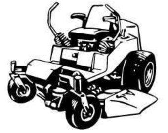 Svg Lawn Mower File Free Yahoo Image Search Results Zero Turn