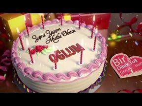 Pin By Ismail Atesoglu On Dogum Gunu Sarkilari Happy Birthday Cake Pictures Happy Birthday Cakes Birthday Cake Pictures