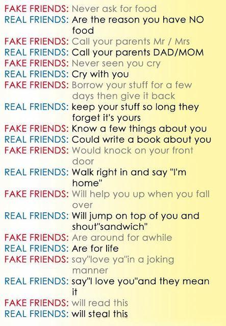 Gefalschte Freunde Gegen Echte Freunde Friends Quotes Funny Fake Friend Quotes Friends Quotes