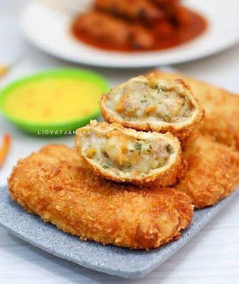Risoles Ragout Makanan Pendamping Makanan Resep Masakan