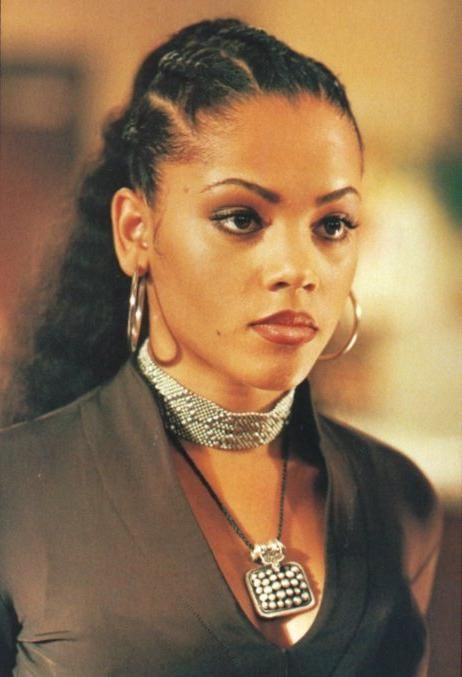 Kendra Young played by Bianca Lawson: buffy the vampire slayer