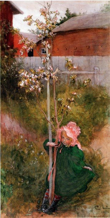 20 Best Carl Larsson Images On Pinterest
